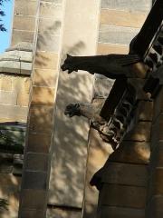 Eglise du Sacré-Coeur - English: Gargoyles_1