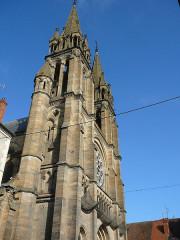 Eglise du Sacré-Coeur - English: left_view