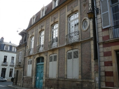 Hôtel particulier - English: Mansion 7 rue Diderot Moulins