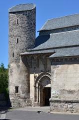 Eglise Saint-Jean-Baptiste - Eglise St Jean Baptiste a Allanche, Cantal, France
