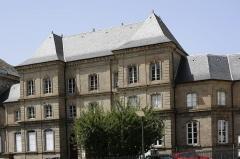 Gendarmerie - Français:   Gendarmerie d\'Aurillac.