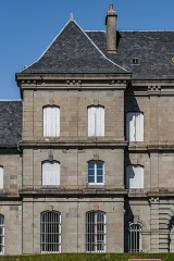 Prison - English: Prison in Aurillac, Cantal, France