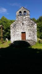 Chapelle de Jailhac - Français:   Chapelle Notre-Dame-de-Claviers (Inscrit)