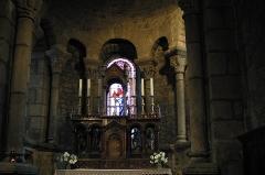 Eglise Saint-Georges -  Coeur de l'église Saint Georges