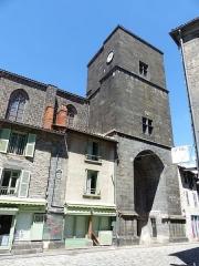 Ancienne église Notre-Dame - Eglise
