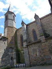 Ancienne église Saint-Vincent - Eglise