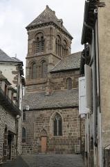 Eglise Saint-Mathieu - Église Saint-Mathieu de Salers.