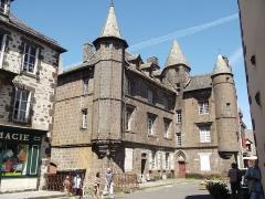 Maison Sevestre ou du Notaire (ancien bailliage) - Français:   Maison Sevestre (Inscrit Classé)