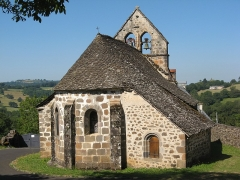 Eglise Saint-Pantaléon - Français:   Salins, église St-Pantaléon
