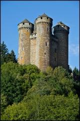 Domaine du château d'Anjony - English:   Castle of Anjony