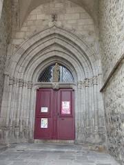 Eglise collégiale Notre-Dame - Collégiale