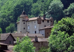 Château de Bonnac - This building is indexed in the Base Mérimée, a database of architectural heritage maintained by the French Ministry of Culture,under the reference PA00093762 .
