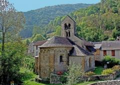 Eglise Saint-Pierre d'Ourjout - Français:   Notre Dame d\'Ourjout