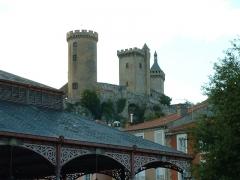 Château - Español: Castillo de Foix (Francia)