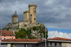 Château - Château de Foix (Classé)