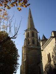 Ancienne cathédrale Saint-Maurice, actuellement église paroissiale -  Cathédrale Saint-Maurice de Mirepoix