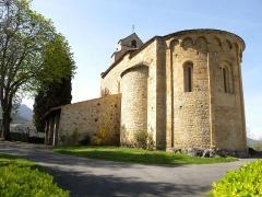 Eglise Saint-Michel - Français:   Église Saint-Pierre de Montgauch (Classé)