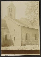 Eglise de Luzenac -