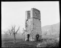 Pile romaine de Luzenac -