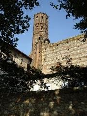 Couvent des Cordeliers -  Tour des Cordeliers de Pamiers (09)