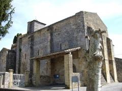 Eglise -  Église Saint-Jean-de-Verges (09)