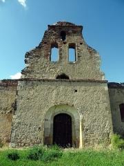 Château de Nogarède - Français:   Chapelle du château de Nogarède