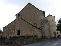 Eglise Saint-Pierre et oratoire - Eglise