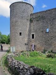 Anciens remparts - Anciens remparts à La Couvertoirade, Aveyron, France