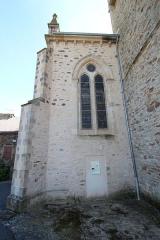 Eglise - Église Notre-Dame-de-Septembre à Martrin en France.