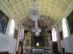 Eglise Saint-Thomas-de-Cantorbéry - Français:   Mur-de-Barrez - Église Saint-Thomas-de-Cantorbéry - Choeur du XVIIe siècle