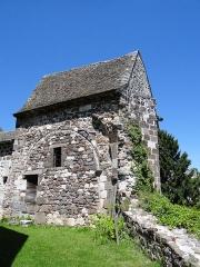Eglise Saint-Thomas-de-Cantorbéry - Français:   Mur-de-Barrez - Église Saint-Thomas-de-Cantorbéry - Ancienne chapelle rayonnante