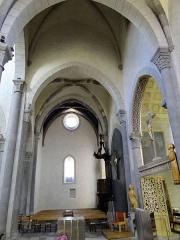 Eglise Saint-Thomas-de-Cantorbéry - Français:   Mur-de-Barrez - Église Saint-Thomas-de-Cantorbéry - Transept