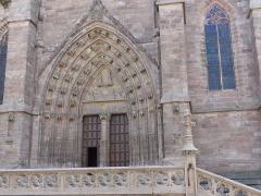 Cathédrale Notre-Dame - Cathédrale