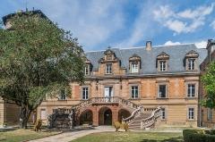 Ancien évêché - English: Former bishopric in Rodez, Aveyron, France