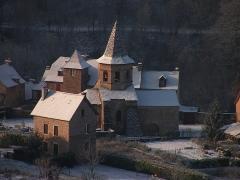 Eglise du Bourg - English:   Church \