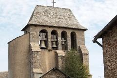 Eglise de Saint-Etienne de Viauresque - Français:   Photo du clocher de l\'église de St Etienne de Viauresque