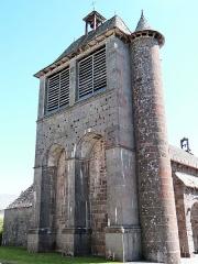 Eglise Notre-Dame - Français:   Thérondels - Église Notre-Dame - Clocher