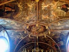 Chapelle des Pénitents Noirs -  Aveyron Villefranche De Rouergue Chapelle Des Penitents Noirs Voutes 29052012