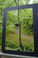 Grotte préhistorique - Français:   Abri préhistorique (grotte d\'Aurignac)