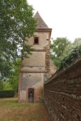 Ancienne abbaye de Boulbonne - English: Dovecote of the old abbey of Boulbonne (Cintegabelle, France).