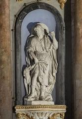 Eglise Notre-Dame de l'Assomption - French sculptor
