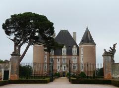 Château - Català: Castell de Sent Helitz (Alta Garona)
