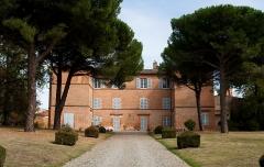 Château de Saint-Geniès - Français:   Château de Saint-Geniès-Bellevue (Monuments historiques), Haute-Garonne, France.