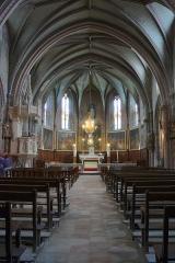 Eglise Sainte-Agathe et Saint-Julien - Français:   Église Sainte-Agathe-et-Saint-Julien de Saint-Julia