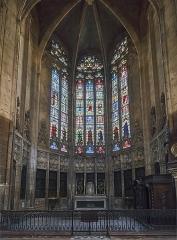 Cathédrale Saint-Etienne - French ceramic artist