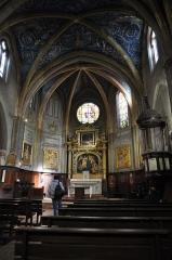 Chapelle Notre-Dame-de-Nazareth - Français:   Notre-Dame de Nazareth - Toulouse - JEP 2013