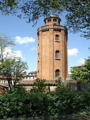 Château d'eau et station de pompage - English:   Laganne Water Tower, Toulouse, France
