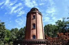 Château d'eau et station de pompage - Français:   Château d\'eau de Toulouse (Inscrit)