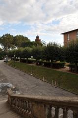 Château d'eau et station de pompage - Français:   Hôtel Dieu de Toulouse JEP 2013