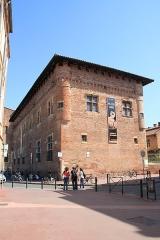 Ancien collège Saint-Raymond - Français:   Façade du musée St Raymond